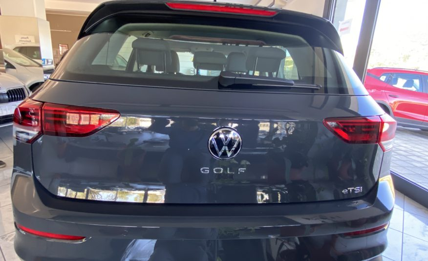 2021 Volkswagen Nuova golf 8